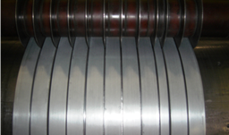 Electro-Galvanized Steel Slitting