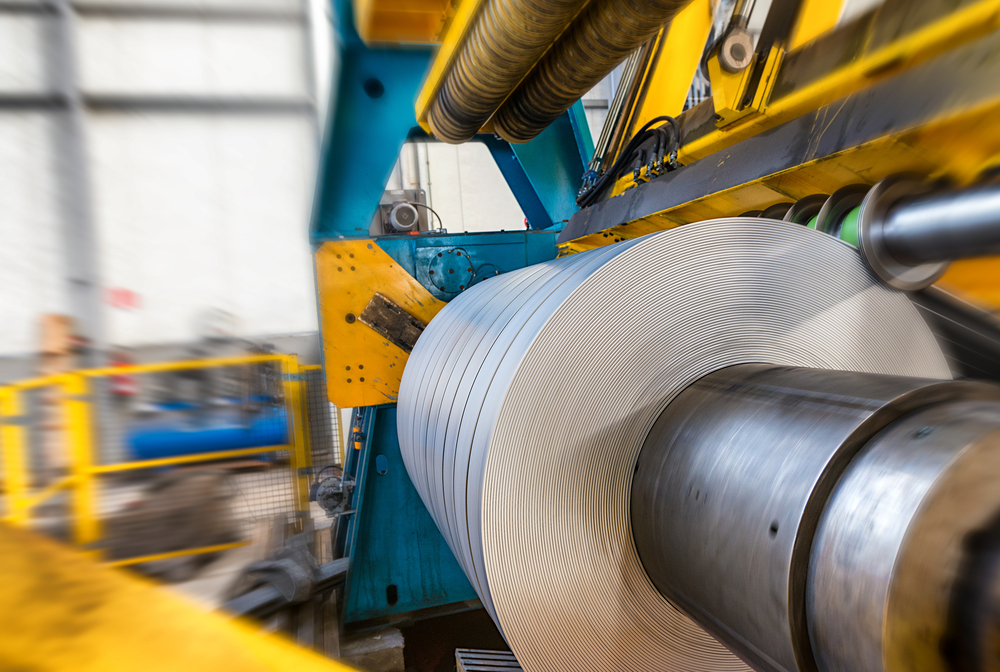 The Benefits of Using a Steel Slitter Machine