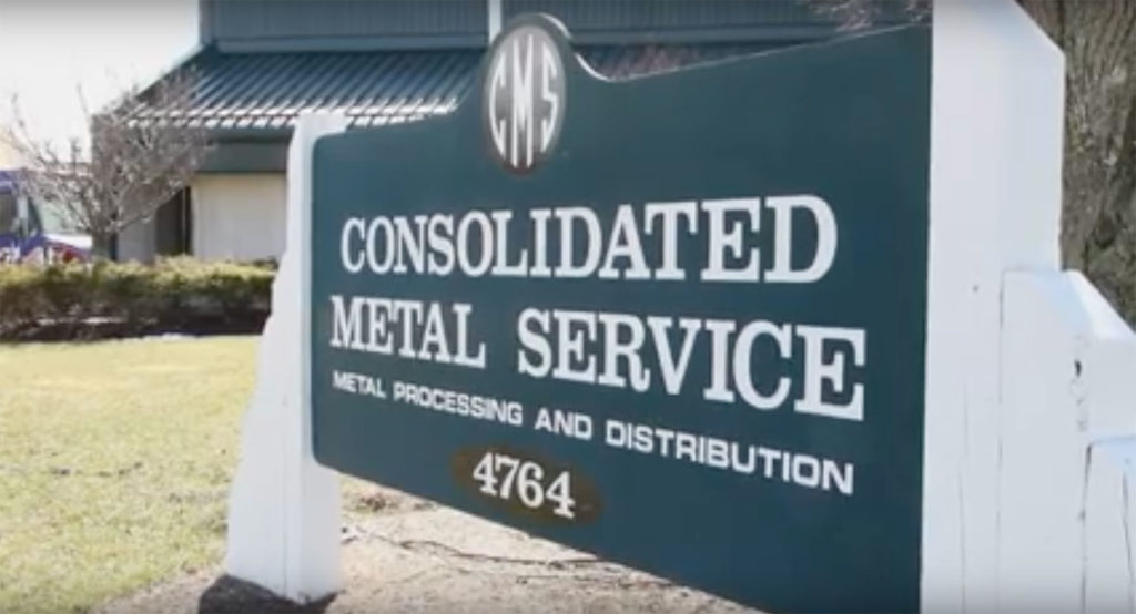 consolidated metal services