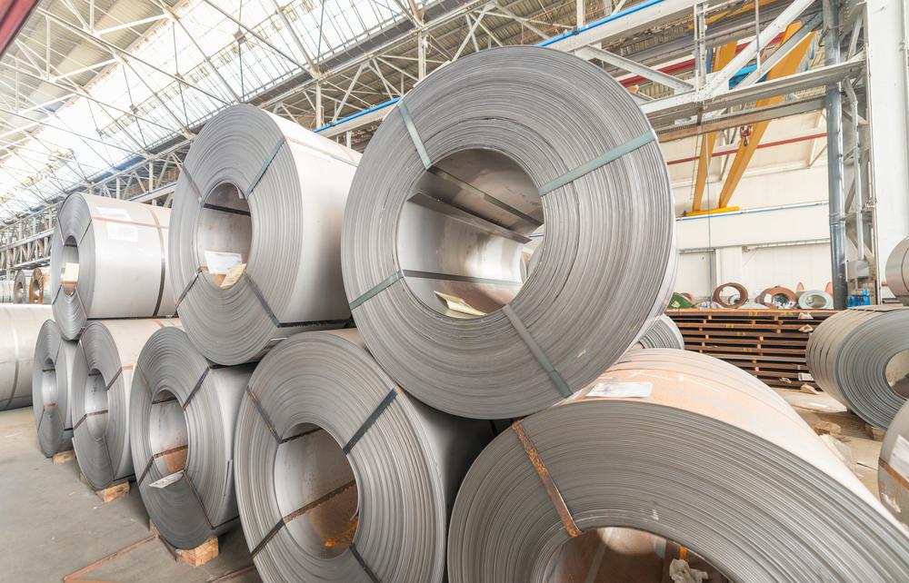 Aluminum and steel